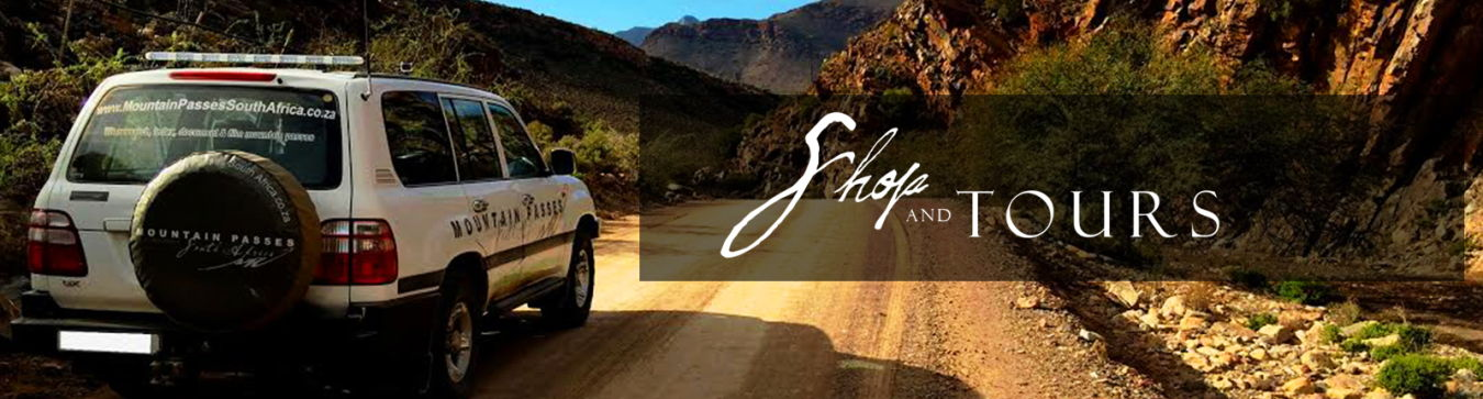 Mountain Passes of South Africa Shop & Tours