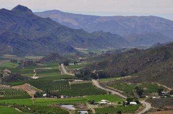Langeberg mountains