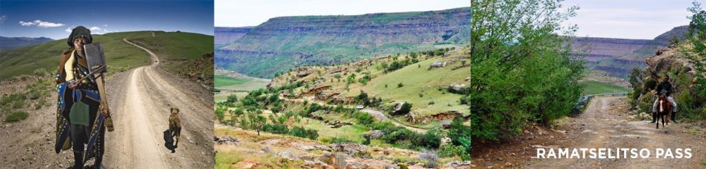 Ramatselitso Pass - Mountain Passes South Africa - Wild Coast Tour