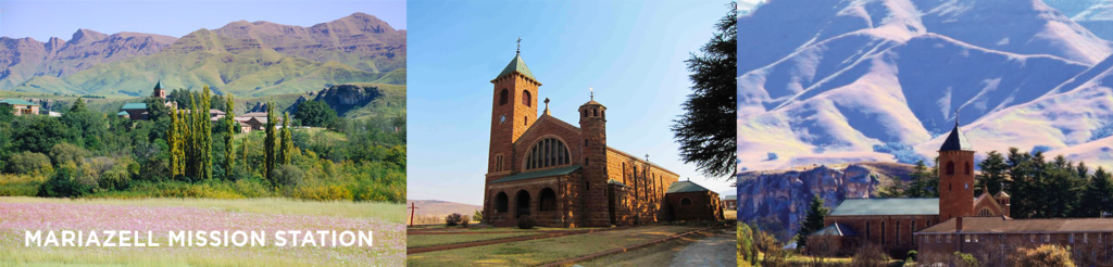 Mariazell Mission Station near Lesotho - Mountain Passes South Africa (Wild Coast Tour)