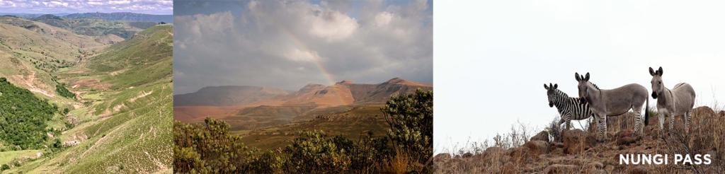 Nungi Pass - Eastern Cape - Mountain Passes South Africa (Wild Coast Tour)